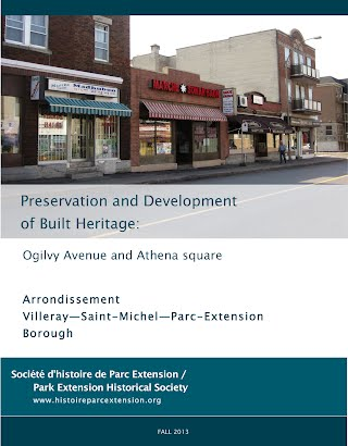Preservation and Development of the Built Heritage on Ogilvy Avenue and Athena square